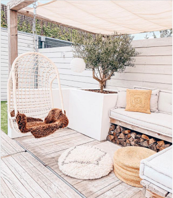 White garden Exhilarating Garden Ideas That Always Be In Trend And Style