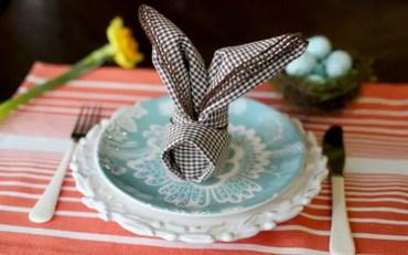 Bunny-napkins