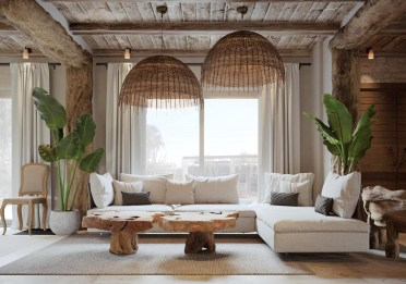 Tree-trunk-coffee-tables-modern-rustic-living-room-furniture