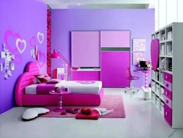 2-hearts-themed-fun-teen-bedroom-decor