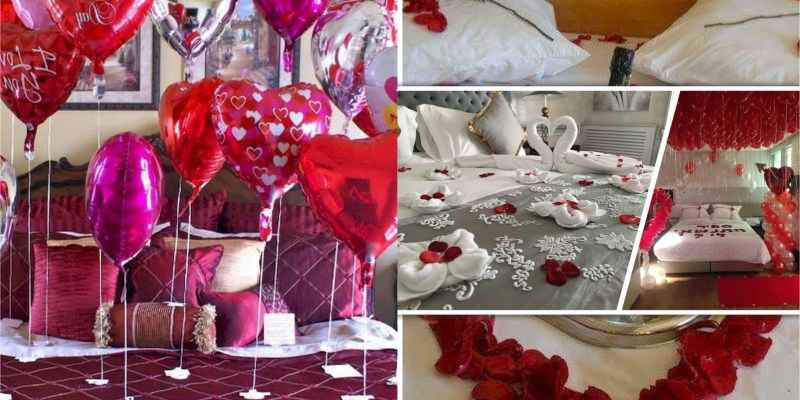 25 bedroom valentine decorations for your romantic night 2