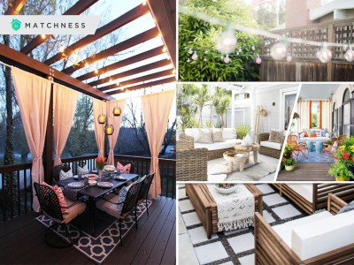 30 ideas for your creative outdoor decoration project 2
