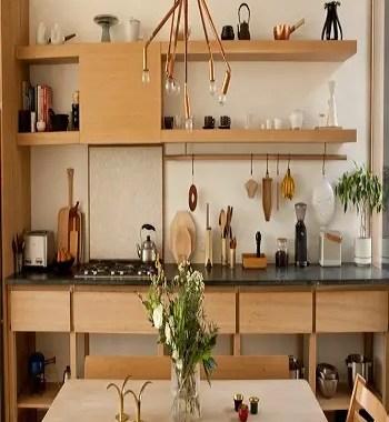 5 Japanese Modern Minimalist Kitchen Ideas That Focused On Functionality