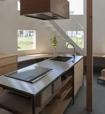6 Japanese Modern Minimalist Kitchen Ideas That Focused On Functionality