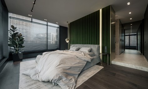Awesome apartment design for a small family 4