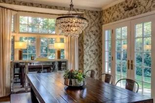 Bling chandelier for dining room