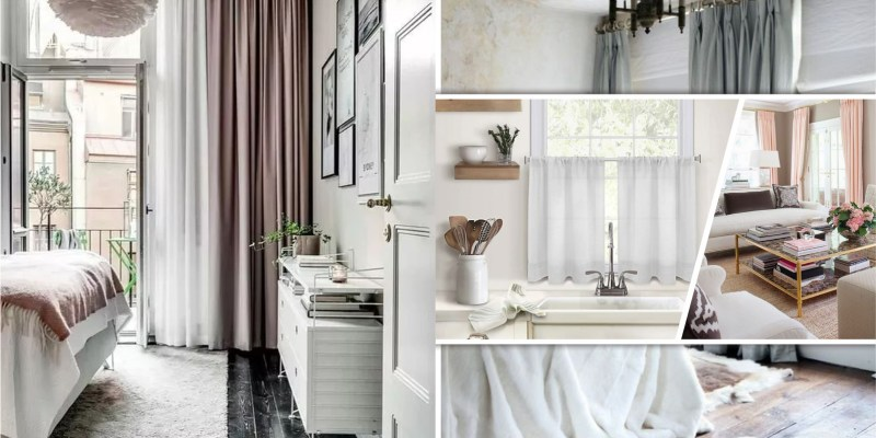 Clever upgrades window treatment ideas for perfect spring 2