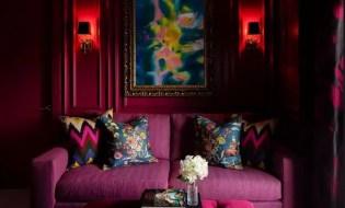 Colored lighting fixtures