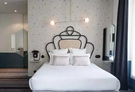 Crown inspired bedroom