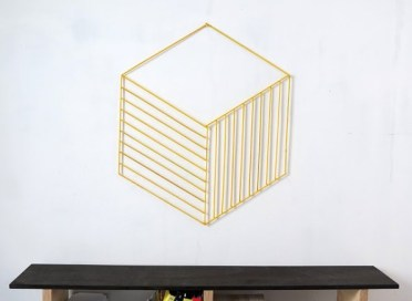 Diy-geometric-wall-decoration