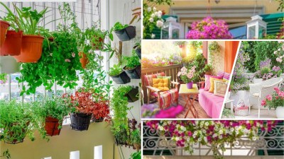 Inspiring balcony gardening ideas that anyone will wish to have soon 2