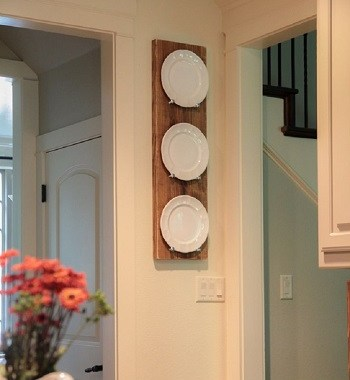 Mini plate rack Uncomplicated Plate Racks Ideas To Stack Your Plates