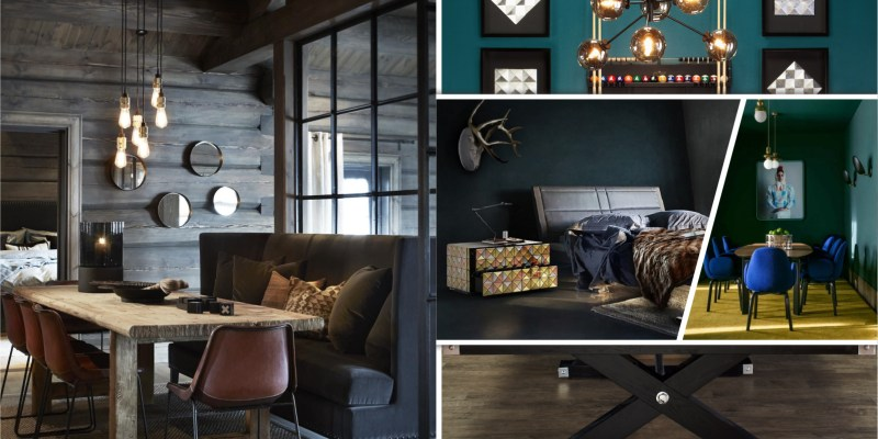 Possible rooms applied with dark moody design 2