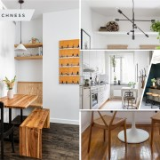 Small but perfect breakfast nooks to create balance in your modern space-savy home 2