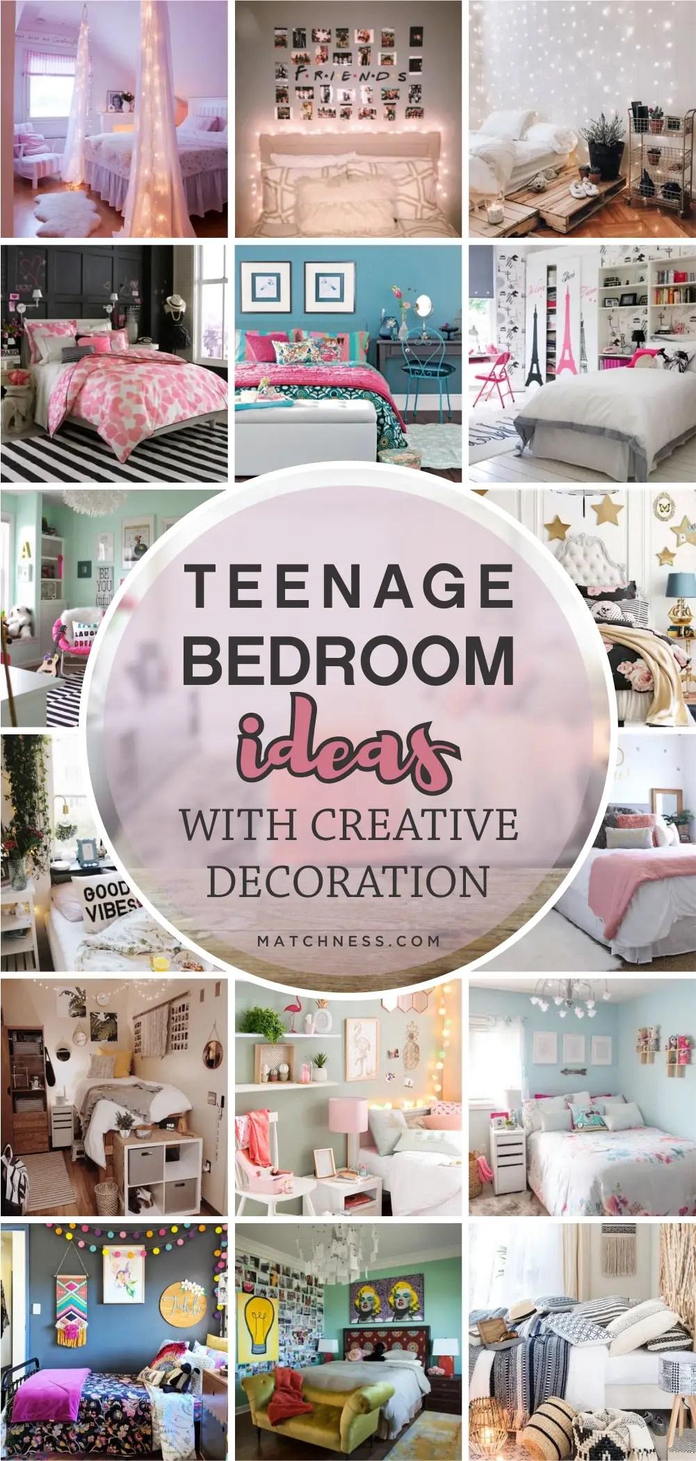 Teenage-bedroom-ideas-with-creative-decoration-1
