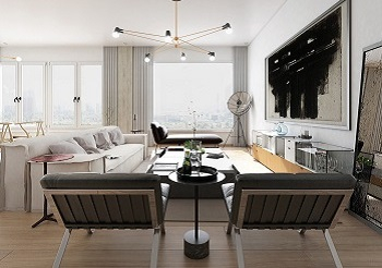 Ultra luxury apartment with high-end interiors to give you serenity time 1