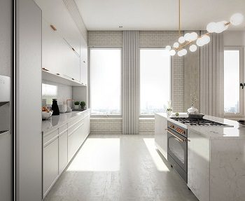 Ultra luxury apartment with high-end interiors to give you serenity time 7
