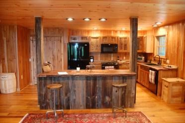 Rusticwooden-kitchen