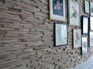 Wood-blocks-textured-wall