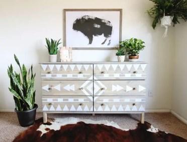 1-diy-aztec-inspired-dresser