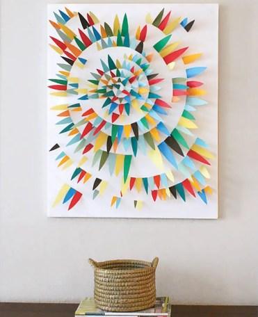 1-paper-scrap-3d-wall-art-idea