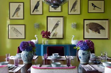 1-chartreuse-wall-paint-color