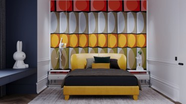 1-yellow-kids-bed