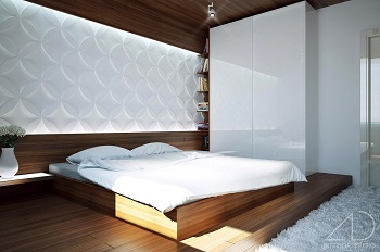Make Your Own Sanctuary With These Amazing Modern Wooden Bed Design