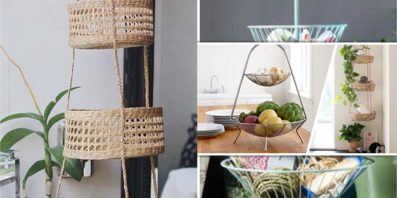 20 tiered basket ideas for any utilization fi