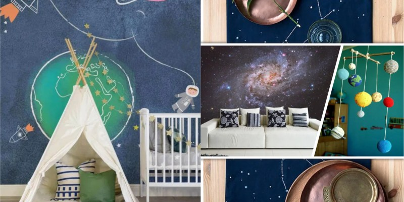 25 overawe space theme home decorations fi