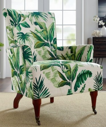 4-tropical-upholtered-arm-chair