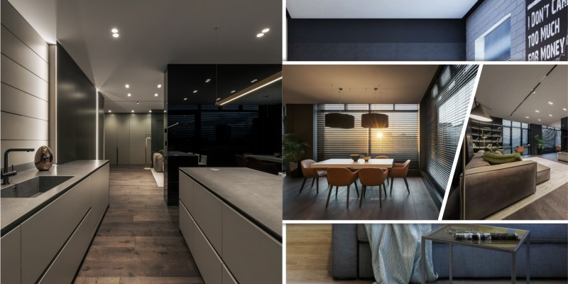 Awesome apartment design for a small family 2