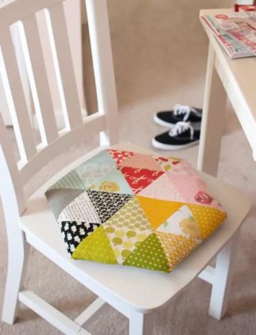 Cute-triangle-chair-cushion