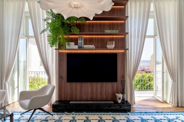Luxurious apartment designed for a family with two kids 2