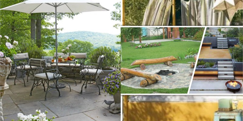 Manage your outdoor space to get the comfort you'll need fi