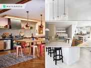Minimalist kitchen design for maximalist kitchen style 2