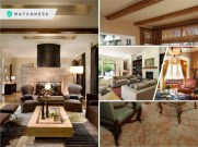 Perfectly blending living room ideas with earth-tone style 2