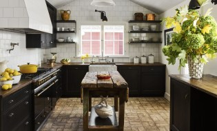 Rustic ranch kitchen