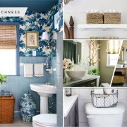 Simple bathroom design that will make your minimalist bathroom look elegant 2