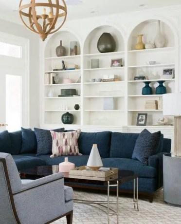 Luxury-built-in-bookcase