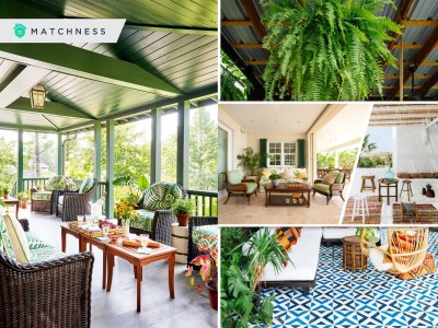 15 fresh tropical exterior design ideas2