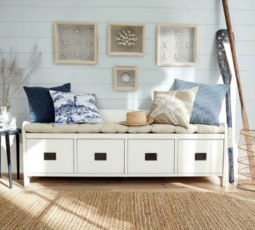 17-a-bench-with-storage-drawers-oars-sea-artworks-with-shells-corals-and-star-fish