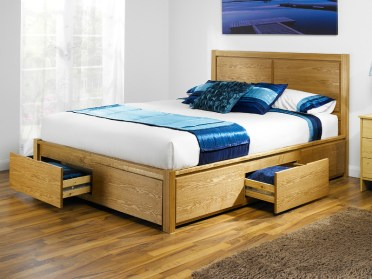 Creative under bed storage fascinating king size wood beds design ideas