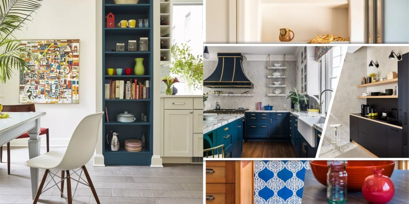 6 unexpected and inspiring shelf design for your minimalist kitchen 2