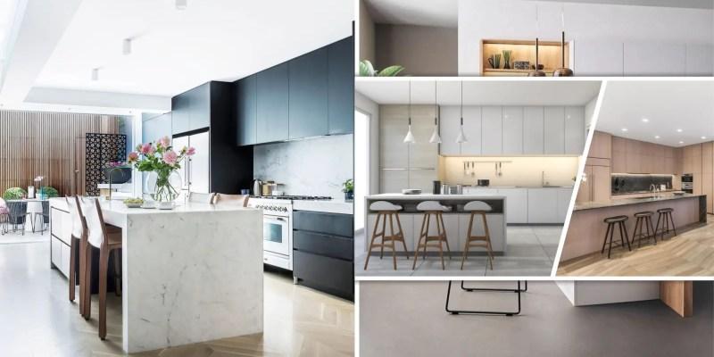Breathtaking modern cabinet ideas for your minimalist kitchen 2