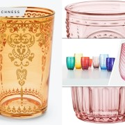 Captivating colored glassware to make you day smiling 2