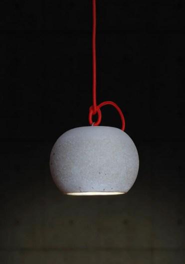 Concrete-ball-hanging-lamp