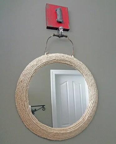 Diy-jute-rope-mirror