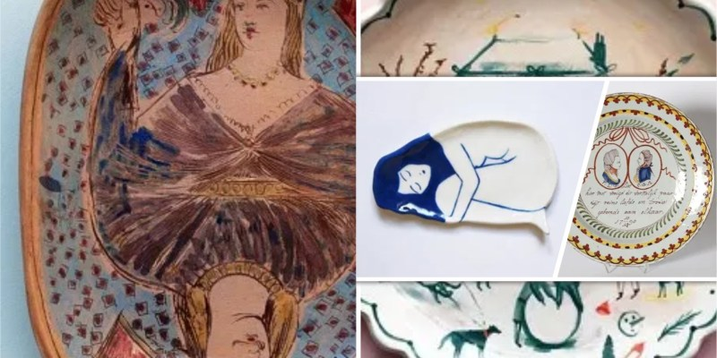 Transform your house into art gallery with these amazing clay plate arts fi