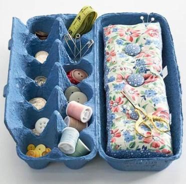 Blue-egg-carton-sewing-kit